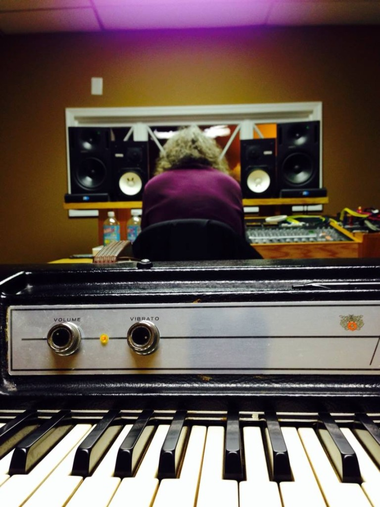 Listening to playback...